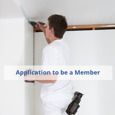 Application to be a Member